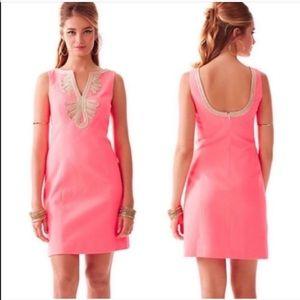 Lilly Pulitzer Pink Janice Dress